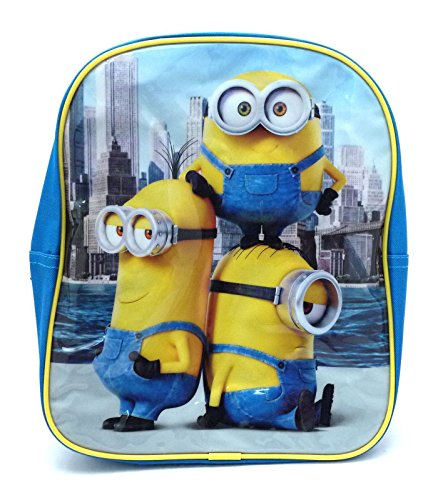 Official Despicable Me Minions Rucksack Kids' Minion Backpack School Bag