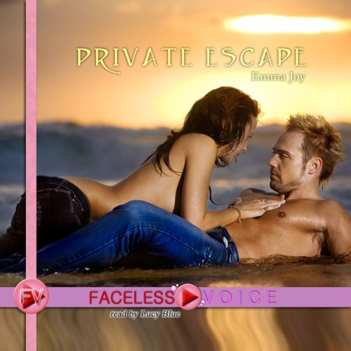 Private Escape: Lucy Blue Narration audiobook cover art