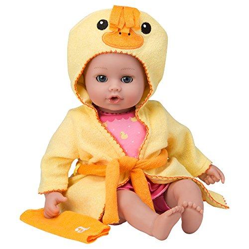 Bath Time Baby Duckie Doll