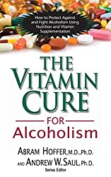 Buy online The Vitamin Cure for Alcoholism: Orthomolecular Treatment of Addictions
