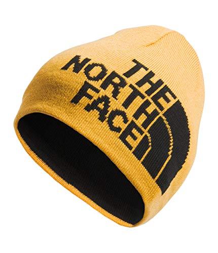 The North Face - Berretto da uomo Highline, modello Summit, colore: Oro/Nero