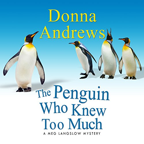 Couverture de The Penguin Who Knew Too Much