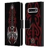Head Case Designs sous Licence Officielle Anne Stokes Balancez Guitare de Dieu Tribal Coque en Cuir...