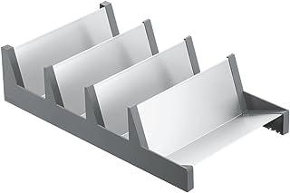 Qualité premium BLUM | porte-épices AMBIA-LINE pour tiroir | étagère à épices | organisateur d'épices pour les caissons de...
