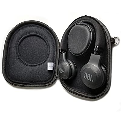 Protective Case (with Mini Case) Compatible with JBL E45BT, E65BT, Parrot Zik 1, Zik 2, Zik 3 and Many Other OE and AE Headphone Brands and Models!