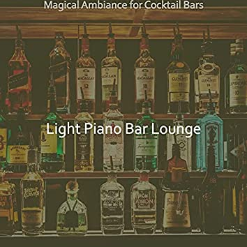 Magical Ambiance for Cocktail Bars