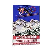 lxgj Garmisch Partenkirchen Olympische Spiele Vintage Sport