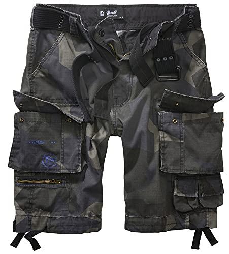 Brandit Savage Ripstop Shorts M90 darkcamo - XXL