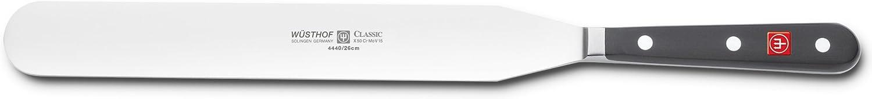 WÜSTHOF Classic Pfannenwender, Edelstahl, schwarz 39 x x x 3.5 x 1.6 cm B00QBVEF30 f2f40d