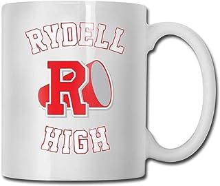 wwwwwww FeFeStoreRydell High School Logo Cups 11OZ Diseño Impreso Taza de café Divertida tee Cup
