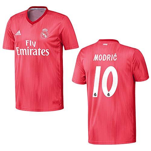 adidas REAL Madrid Trikot 3rd Kinder 2019 - Modric 10, Größe:128