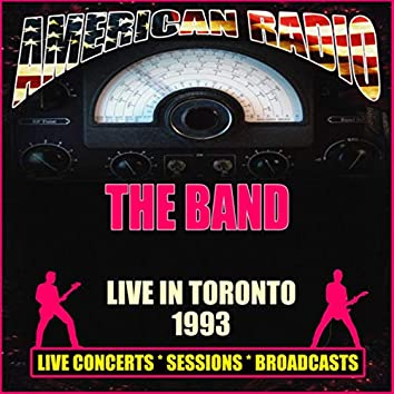 Live in Toronto 1993 (Live)