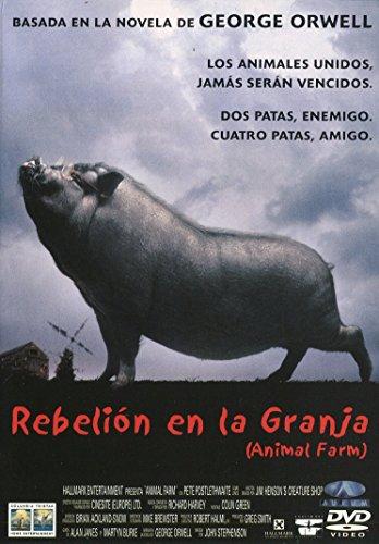 Rebelion En La Granja (Animal Farm) [DVD]