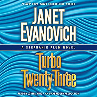 Turbo Twenty-Three audiobook cover art