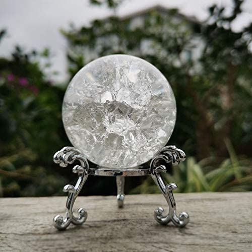 XIANGGUI 1983 Crystal Sphere Factory outlet 4 5 6cm Ice Ball unisex Crack Glas