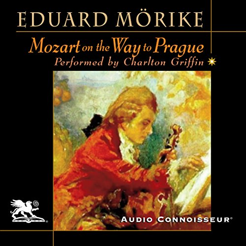 Mozart on the Way to Prague audiobook cover art