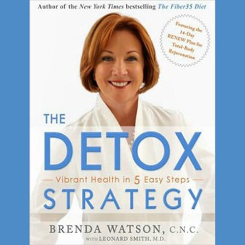 The Detox Strategy audiobook cover art