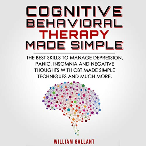 Cognitive Behavioral Therapy Made Simple  By  cover art