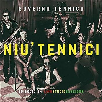 Governo Tennico (Episodio 34 live studio session)
