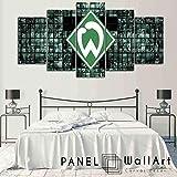 KOPASD Bilder Sv Werder Bremen - Wandbild 200 X 100 cm