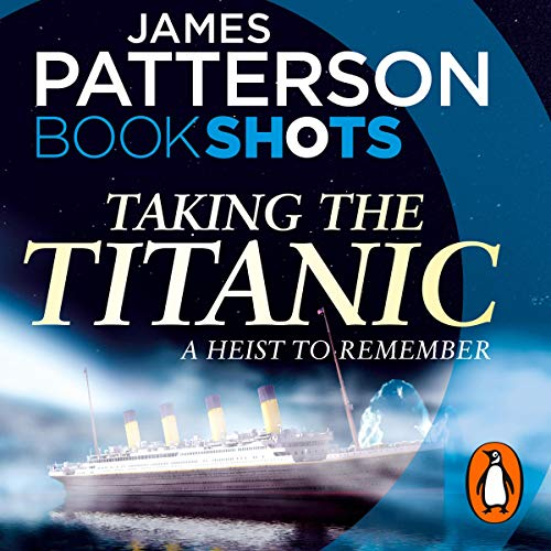 Taking the Titanic audiobook cover art