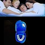 Generic New FDA silicon gel Stop Snoring Anti Snore Mouthpiece Apnea Guard Bruxism Tray Sleeping Aid...