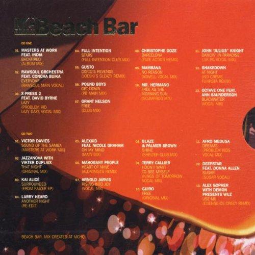 Mastercuts Bar Social: Beach Bar
