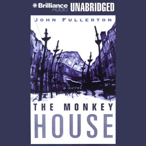The Monkey House audiobook cover art
