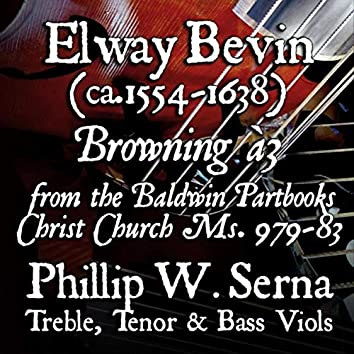 Bevin: The Baldwin Partbooks, Christ Church, Ms. 979-83: Browning à3