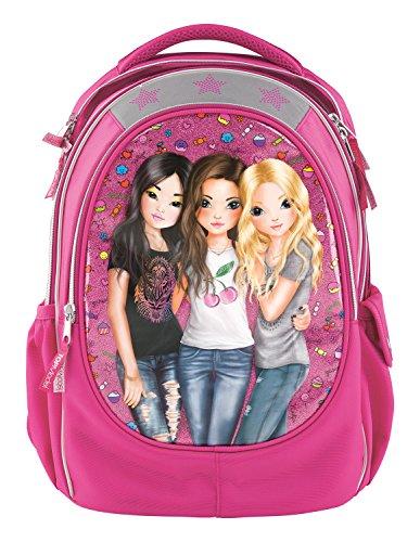 Depesche 8976,Mochila Escolar Top Model Friends, Aleatorio