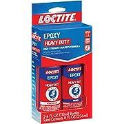 Loctite Heavy Duty Epoxy Quick Set 8-Fluid Ounce Bottle (1365736)