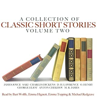 A Collection of Short Stories cover art