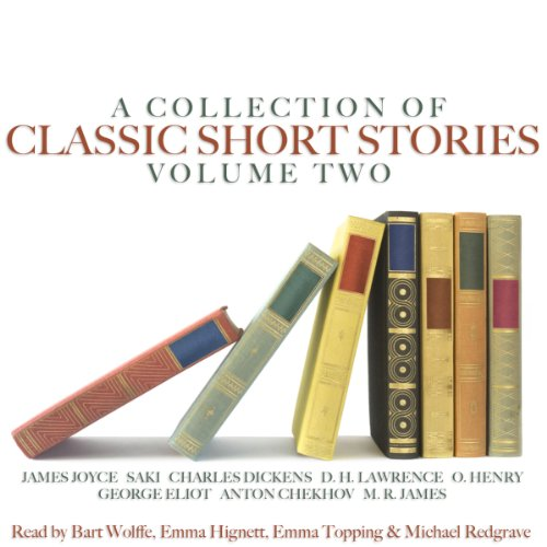 A Collection of Short Stories                   By:                                                                                                                                 Jack London,                                                                                        Charles Dickens,                                                                                        James Joyce                               Narrated by:                                                                                                                                 Various Artists                      Length: 5 hrs and 56 mins     3 ratings     Overall 4.3