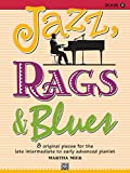 Jazz, Rags & Blues, Book 5: 8 Or...