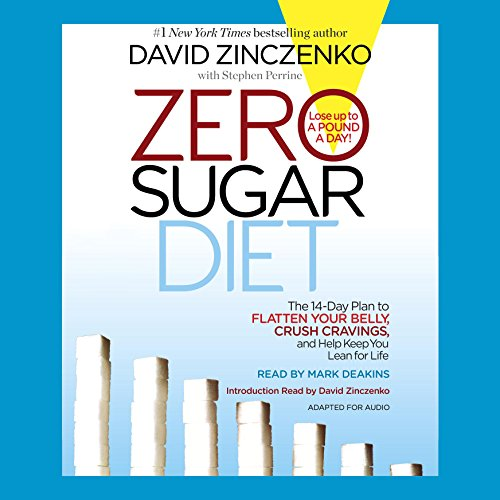 Zero Sugar Diet audiobook cover art