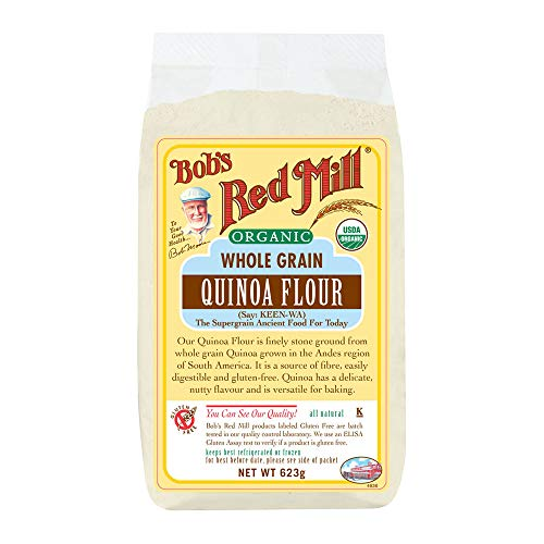 Bob's Red Mill Organic/Gluten Free Quinoa Flour, 623g
