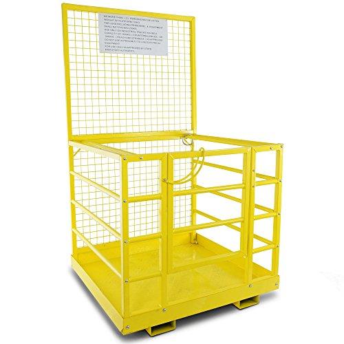 Top 10 forklift platform safety cage for 2021
