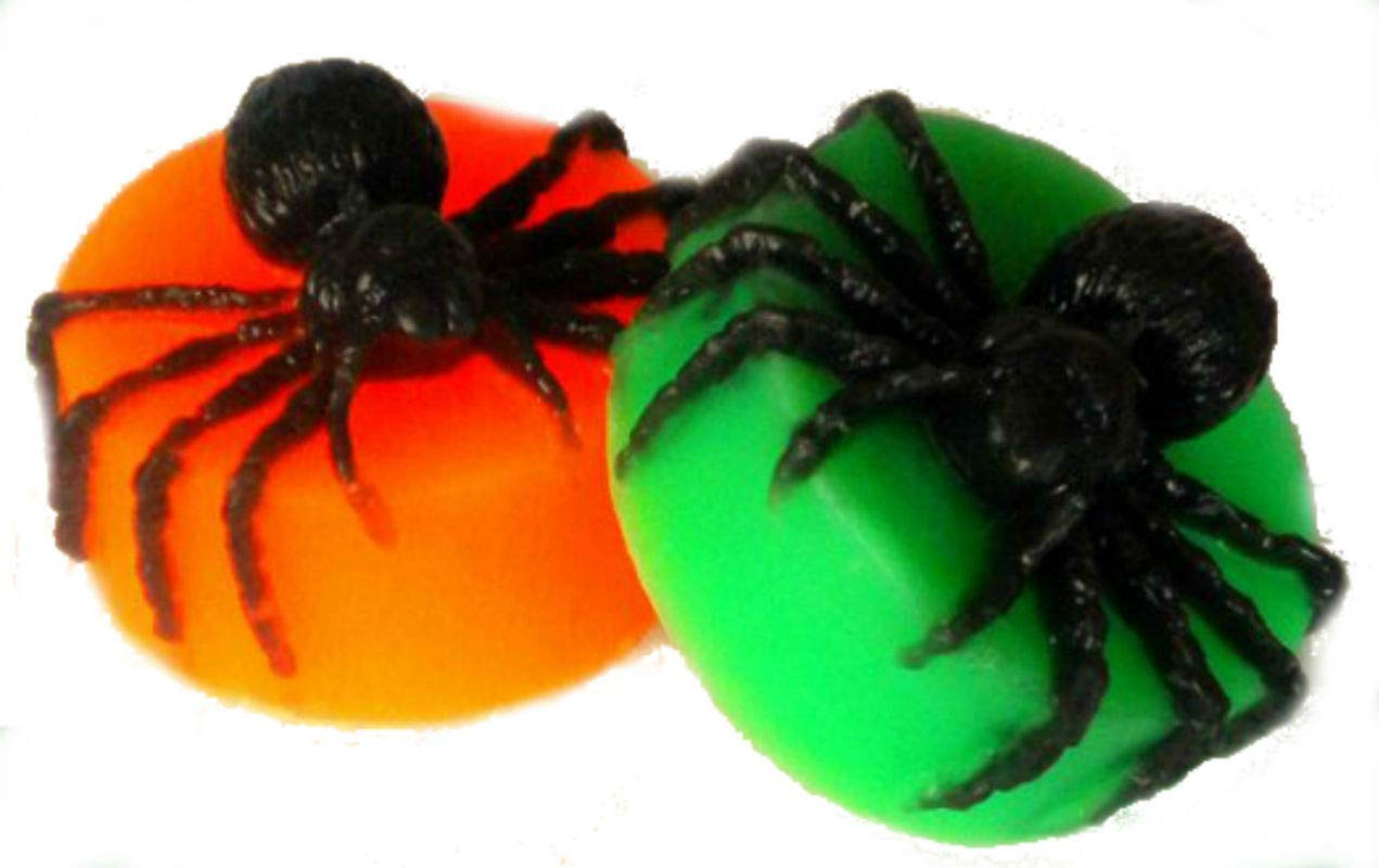 Halloween Soap - 2021 spring and summer new Spider Favor Party U.S.SHI Sale price FREE