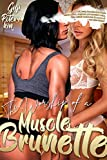 The Worship of a Muscle Brunette: A tall, busty Scandinavian blonde meets a thick, dominant, and muscular Latina, who quickly teaches her the power of a real Alpha female! (Super Soldier Book 3)
