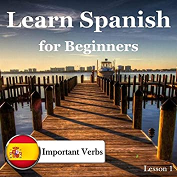 Learn Spanish for Beginners: Important Verbs, Lesson 1