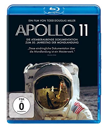 Apollo 11 (OmU) [Blu-ray]