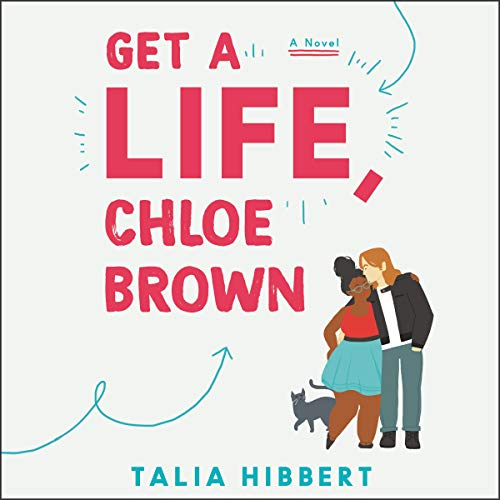Get a Life, Chloe Brown  By  cover art