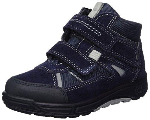RICOSTA Jungen Don Hohe Sneaker, Blau (Nautic/ozean), 00030 EU
