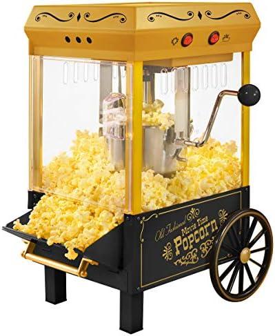 Nostalgia Vintage 2 5 Ounce Tabletop Kettle Popcorn Maker Makes 10 Cups With Kernel Oil Measuring product image