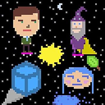 Kickflips in Space