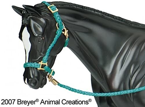 Breyer Nylon Halters Hot Farbes - 3 PIECES by Reeves Internaional