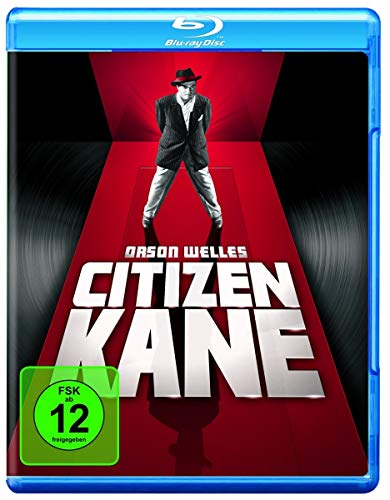 Citizen Kane- Ultimate Collector\'s Edition [Blu-ray]