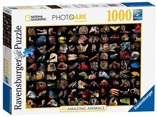 Ravensburger Puzzle para adultos 15983Ravensburger 15983–99impresionante Animales de adultos Puzzle , color/modelo surtido