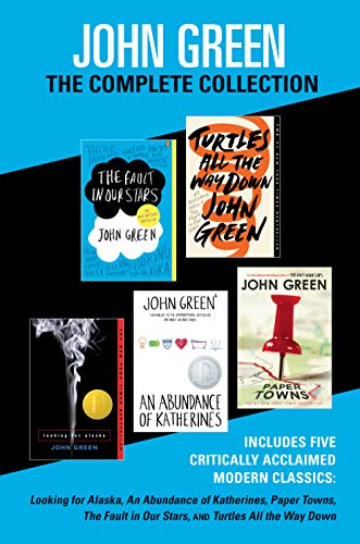 John Green: The Complete Collection (English Edition)