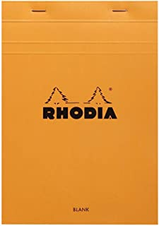 RHODIA(ロディア) ブロックロディア no16 無地 × 10 セット cf16000